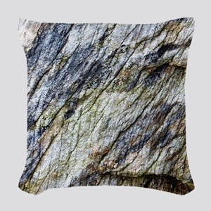Driftwood Woven Throw Pillow
